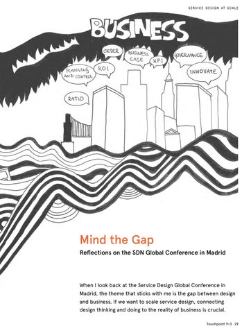 Page 13 of Mind the Gap