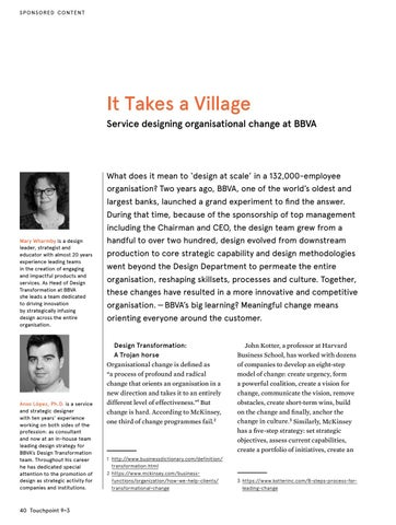 Page 16 of It Takes a Village