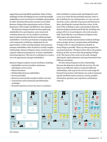 Page 23 of Business Origami: A tool for designing complex service systems