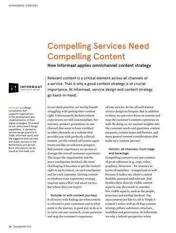 Page 8 of Compelling Services Need Compelling Content