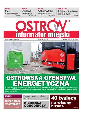 d13eaa94 Ostrów Informator miejski 04/2018 by opp-ostrow - issuu