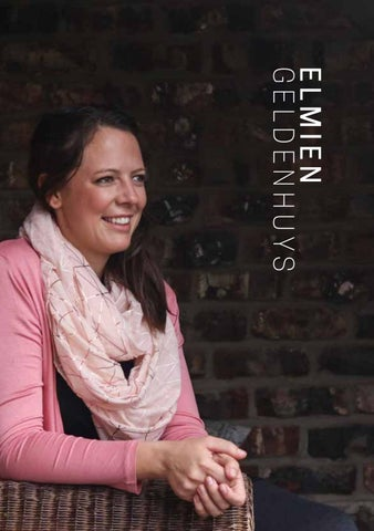 Page 38 of THIRTY ONE: Issue 11: Elmien Geldenhuys