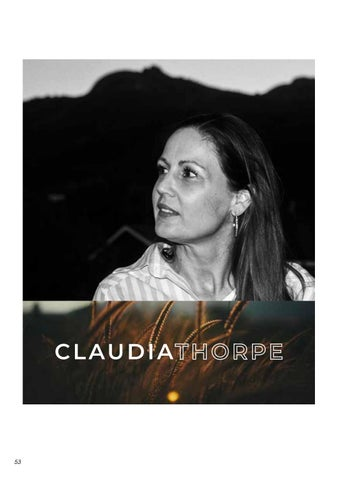 Page 56 of THIRTY ONE: Issue 11: Claudia Thorpe
