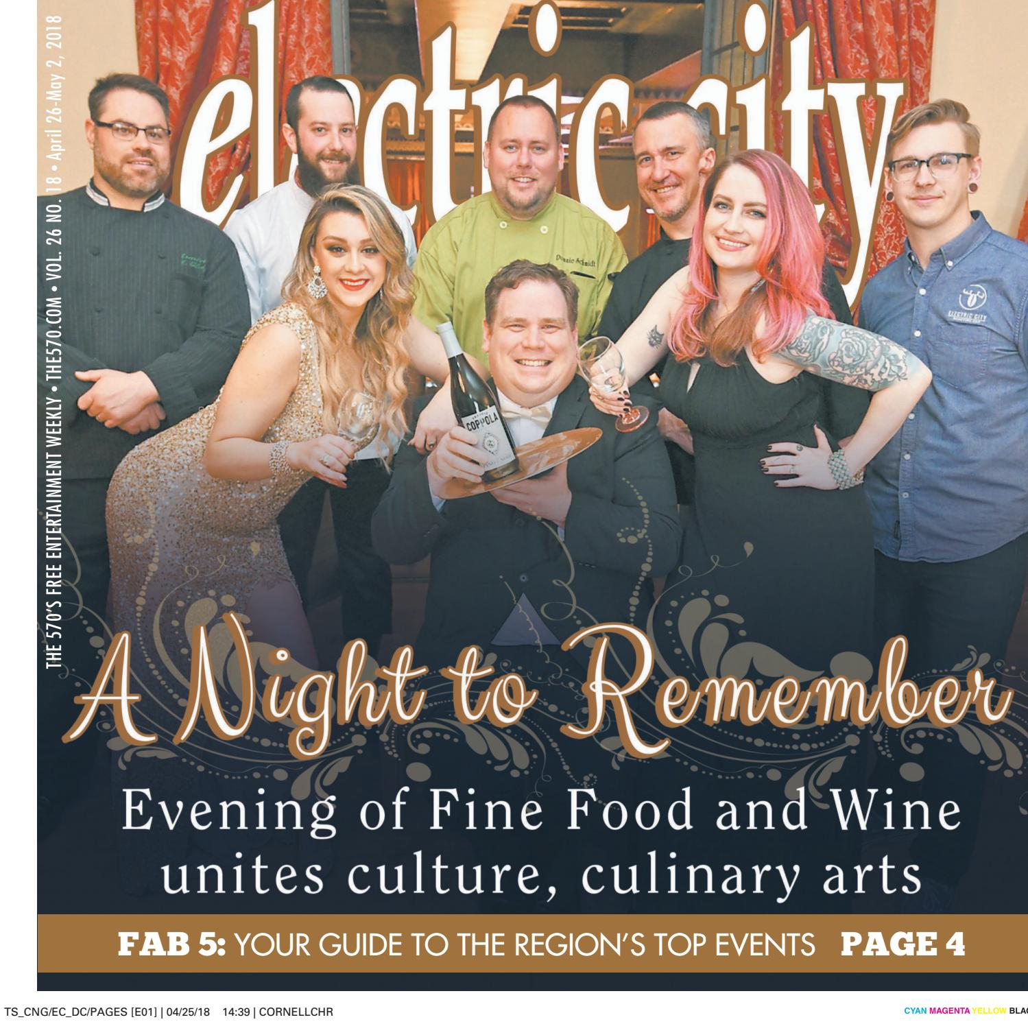 Electric City 04 26 18 by CNG Newspaper Group issuu