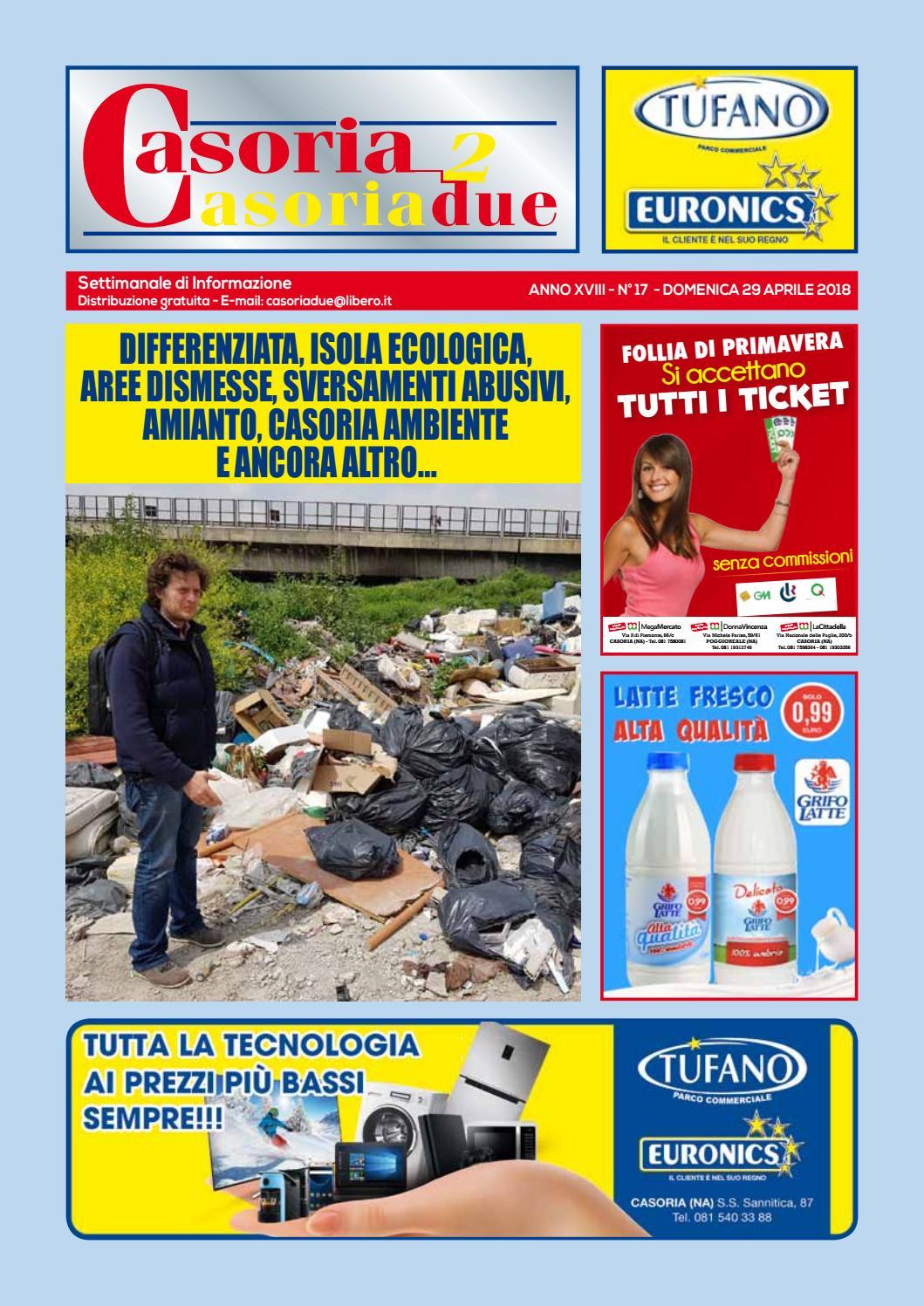 Che Tempo Fa A Casoria casoria n 17xweb by casoria due - issuu