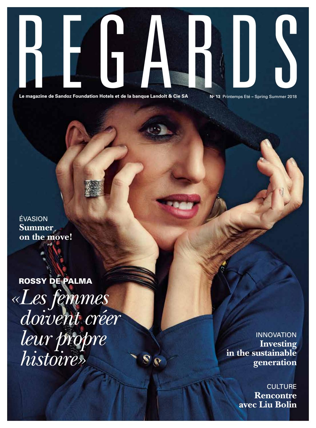 Regards n°13 by Inédit Publications SA - issuu 4f391aea7d3f