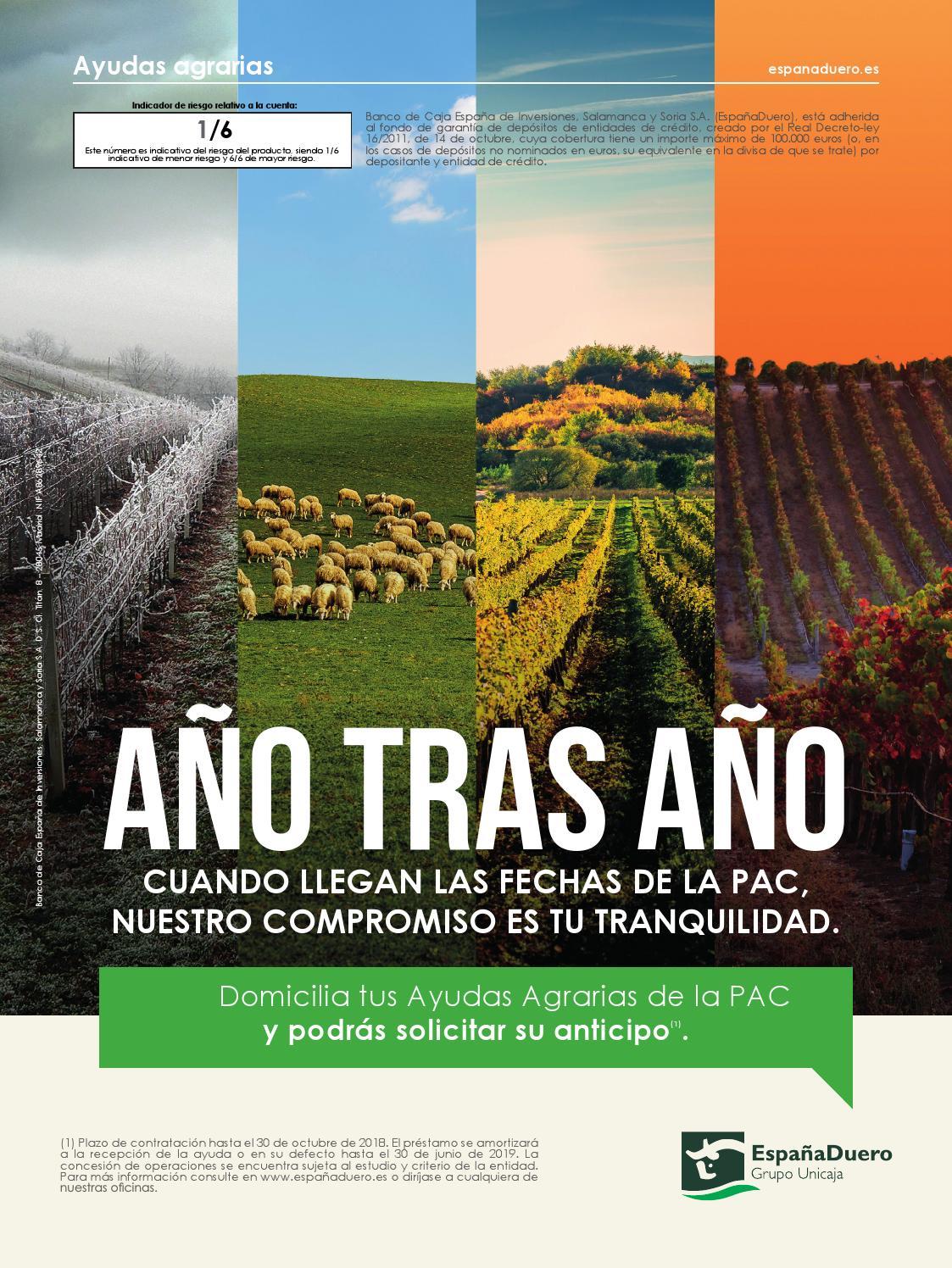 La Tierra Del Agricultor Y Ganadero Nº 267 By Diego Juste Issuu