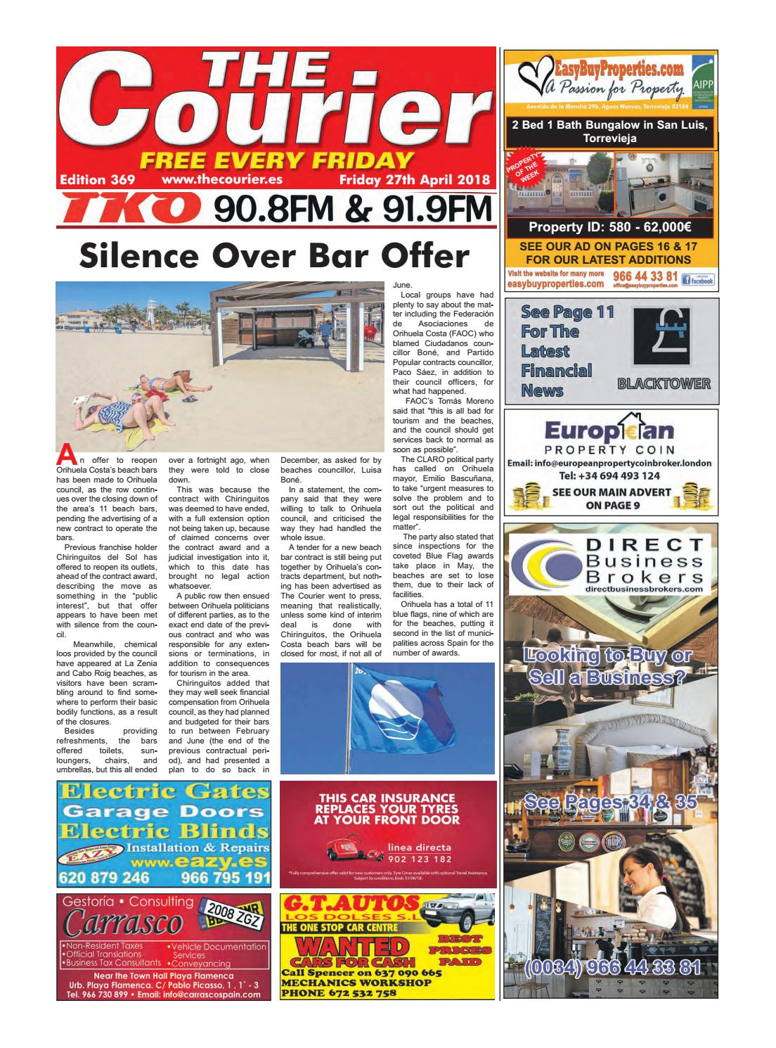 The Courier Edition 369 By The Courier Newspaper Issuu