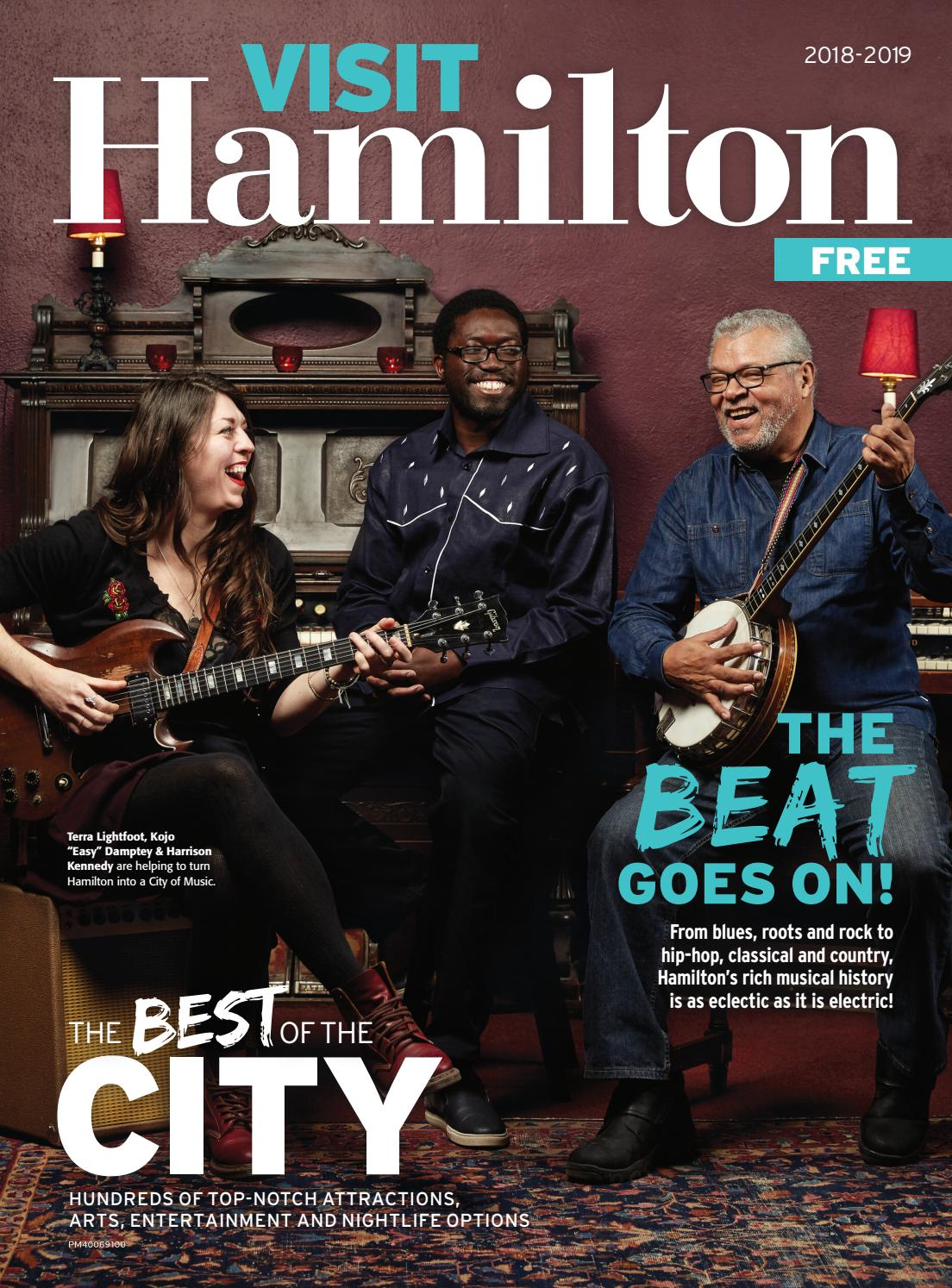 Visit Hamilton 2018 by Tourism Hamilton - issuu