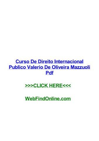 Direito Internacional Publico Pdf