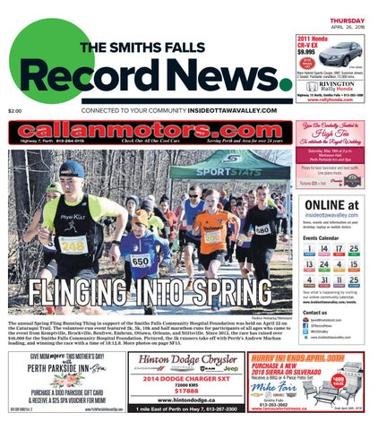Otv s a 20180426 by Metroland East - Smiths Falls Record