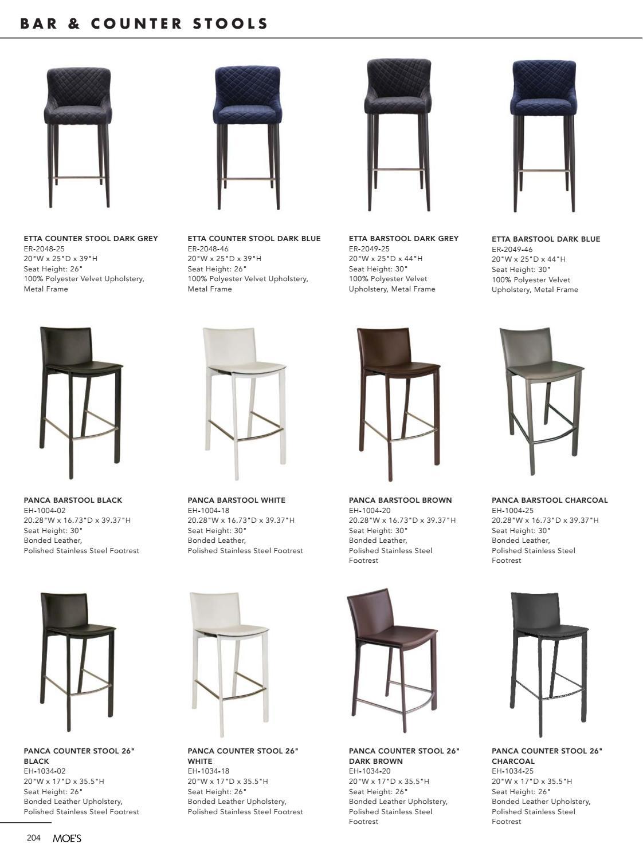 Phenomenal Moes Home Collection 18 19 Catalogue By Moes Home Inzonedesignstudio Interior Chair Design Inzonedesignstudiocom