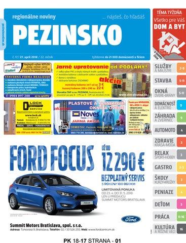 9e4d11ca86 PEZINSKO 18-17 by pezinsko - issuu
