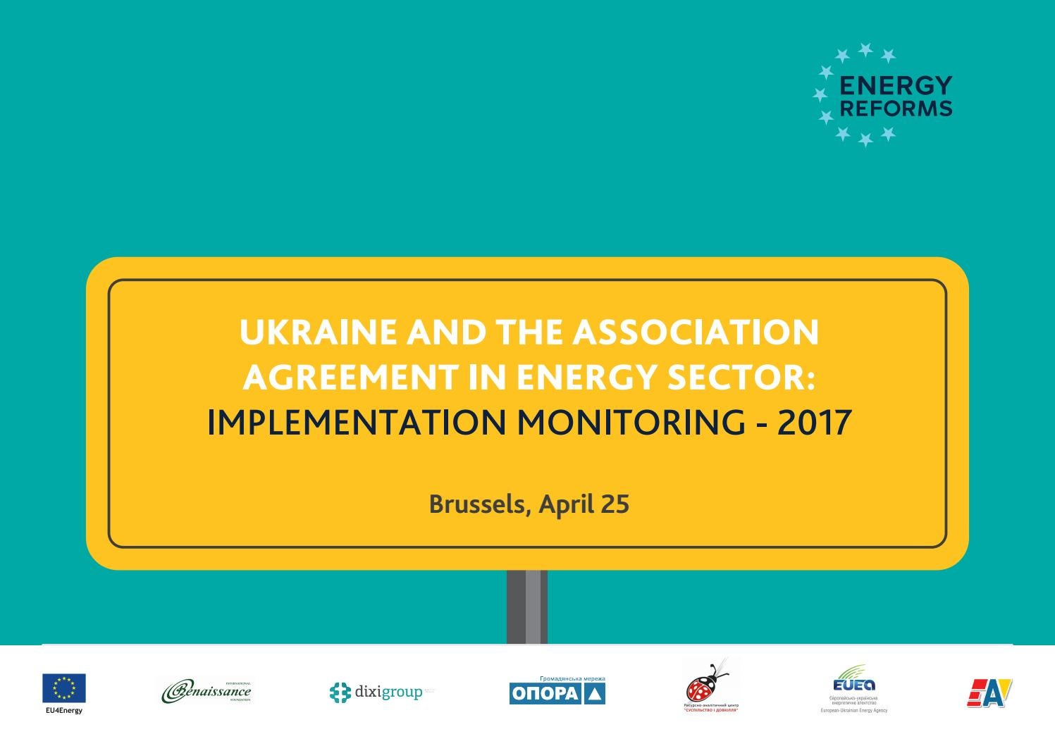 Presentation Of The Report Ukraine And The Association Agreement