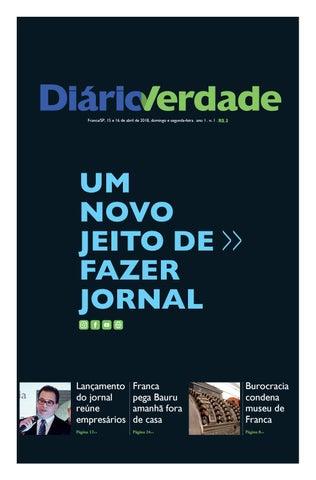 2b87a2e5bd9 Diário Verdade by Levi Faleiros - issuu