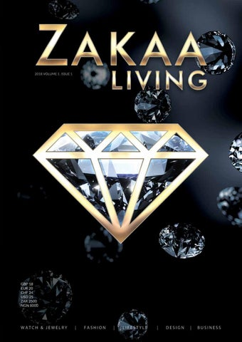 5edccde1aa6 ZAKAA LIVING Luxury Lifestyle Magazine by Karghill Pulishing - issuu