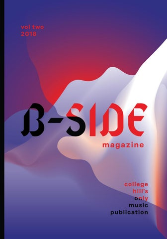 194e7292273 B-SIDE Magazine Vol 2