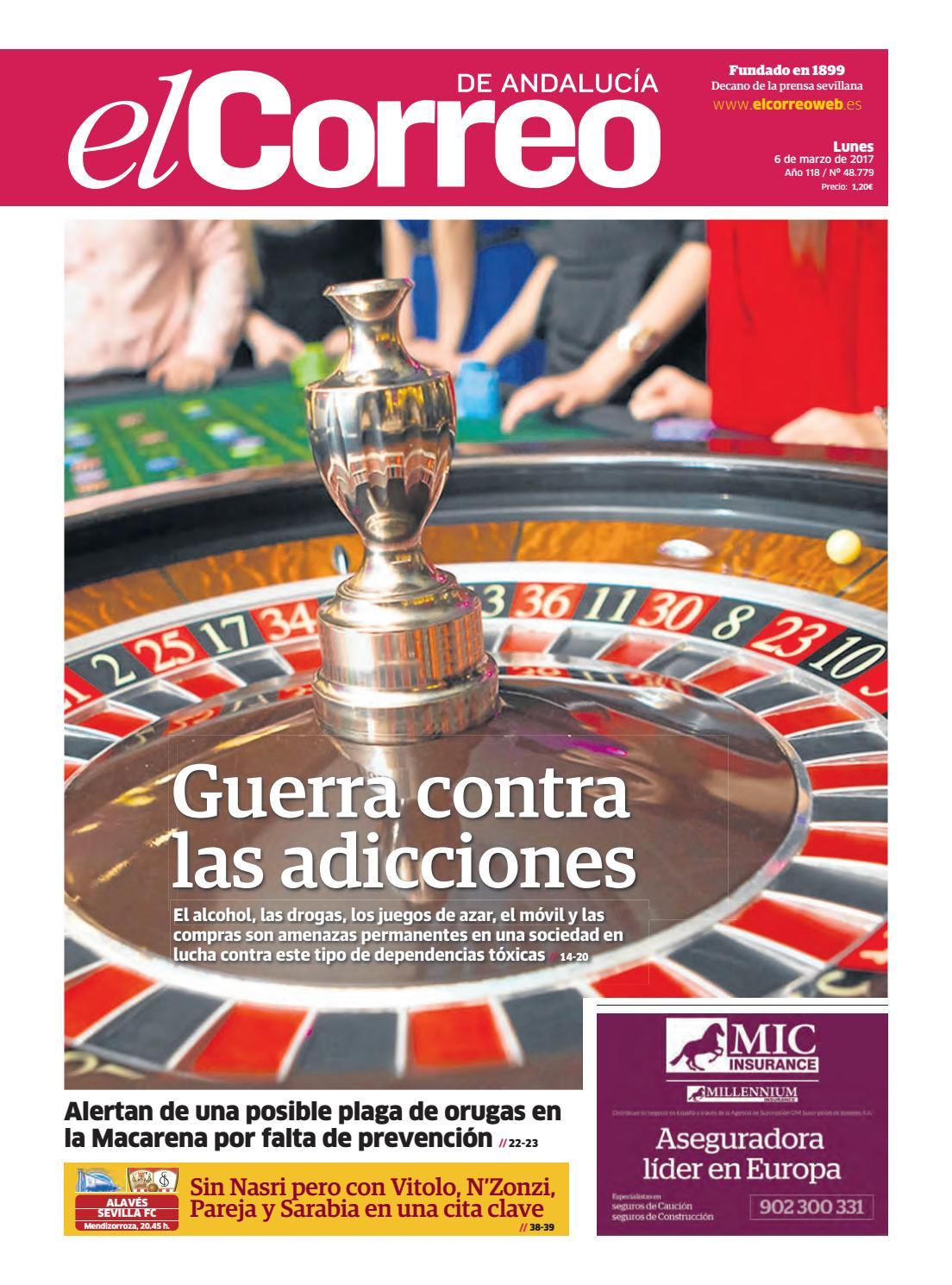 06 03 2017 El Correo de Andalucía by EL CORREO DE ANDALUCÍA S.L. - issuu 18b09a6d22cc5