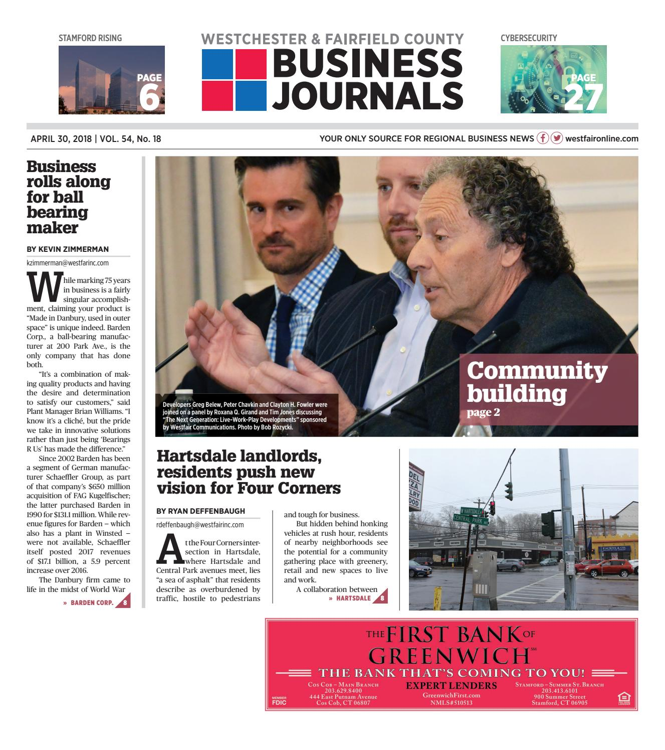 Westchester and Fairfield County Business Journals 043018 by Wag Magazine -  issuu