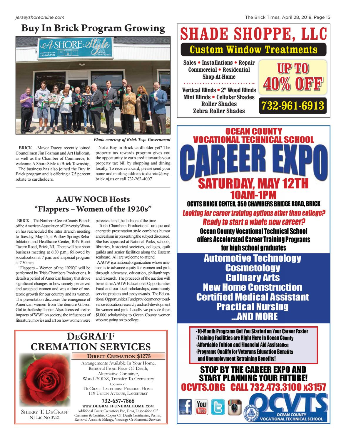 2018-04-28 - The Brick Times by Micromedia Publications