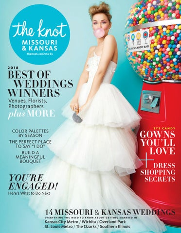 3da503f56 The Knot Missouri   Kansas Fall Winter 2018 by The Knot Missouri ...