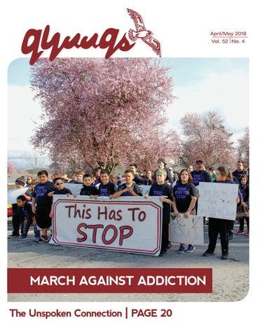 3015e5444 qyuuqs News April/May 2018 by Swinomish qyuuqs News - issuu