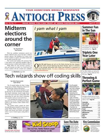 7eba7fc6206f17 Antioch Press 04.27.18 by Brentwood Press   Publishing - issuu