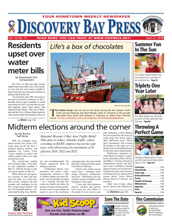 Discovery Bay Press 04 27 18