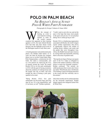 Page 51 of Polo in Palm Beach