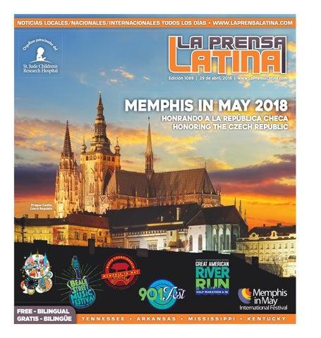 9acce5a0d0 La Prensa Latina 04 29 18 by La Prensa Latina - issuu