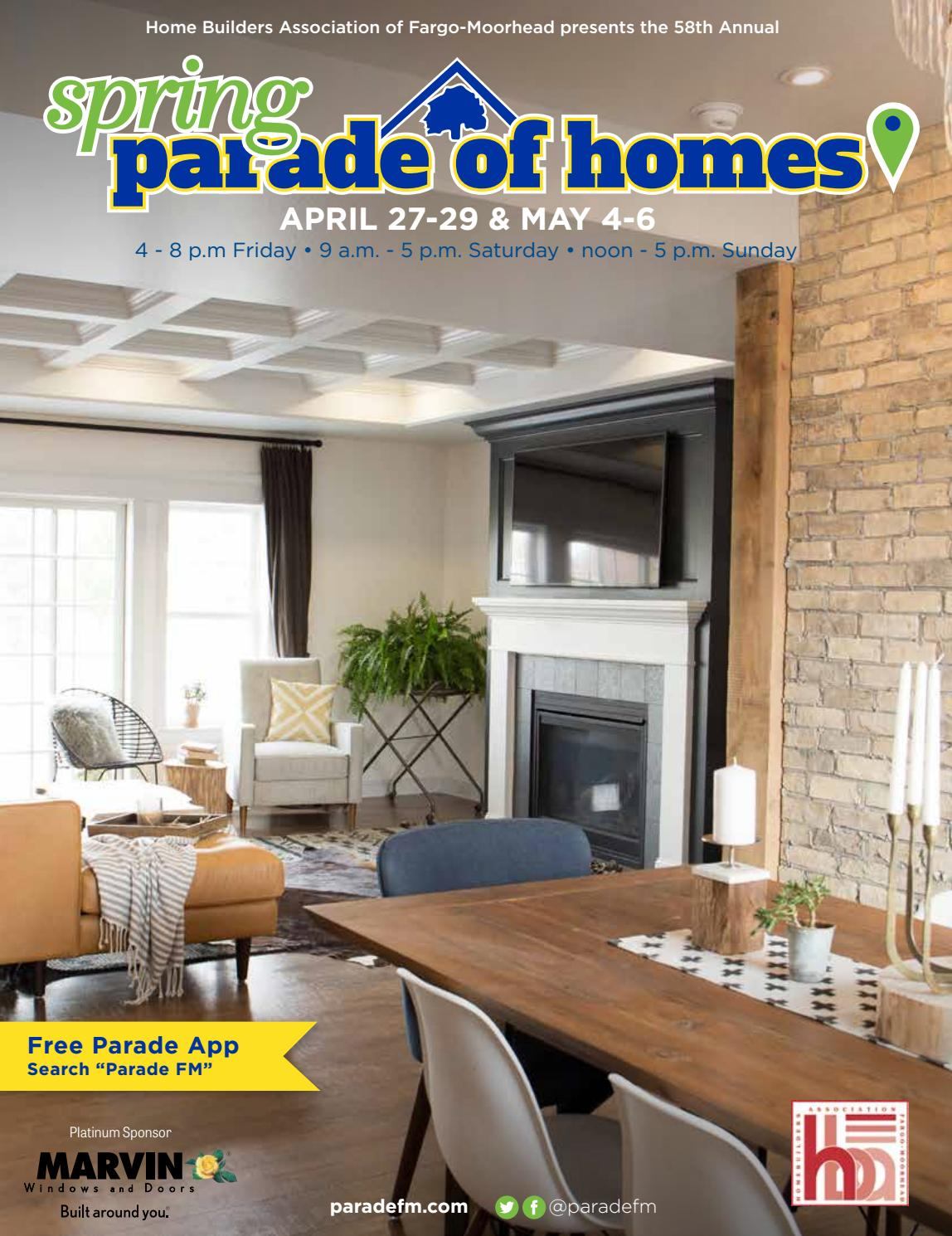 Spring Parade Of Homes 2018 By Home