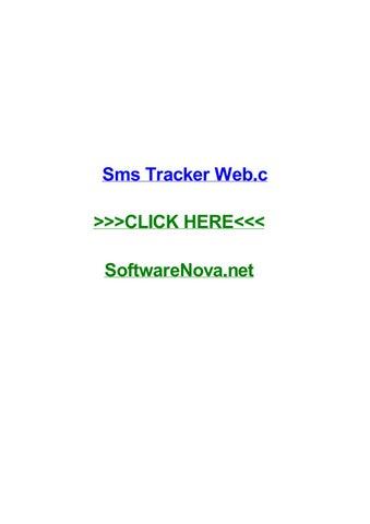 Sms tracker web c by kellijysh - issuu
