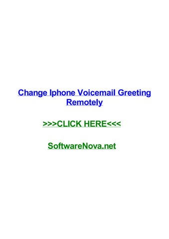 Change iphone voicemail greeting remotely by kevinvyba issuu change iphone voicemail greeting remotely change iphone voicemail greeting remotely homewood track text messages samsung cydia tweaks for control center ios m4hsunfo