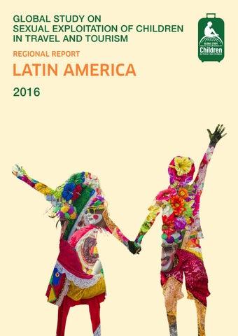 Regional Report - Latin America by ecpat5 - issuu 759ffd7b7f