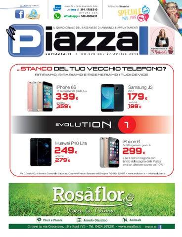 sale retailer c1954 8584f la Piazza di Bassano 570 by la Piazza di Cavazzin Daniele - issuu