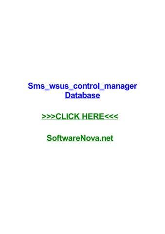 WSUS 4.0 GRATUIT