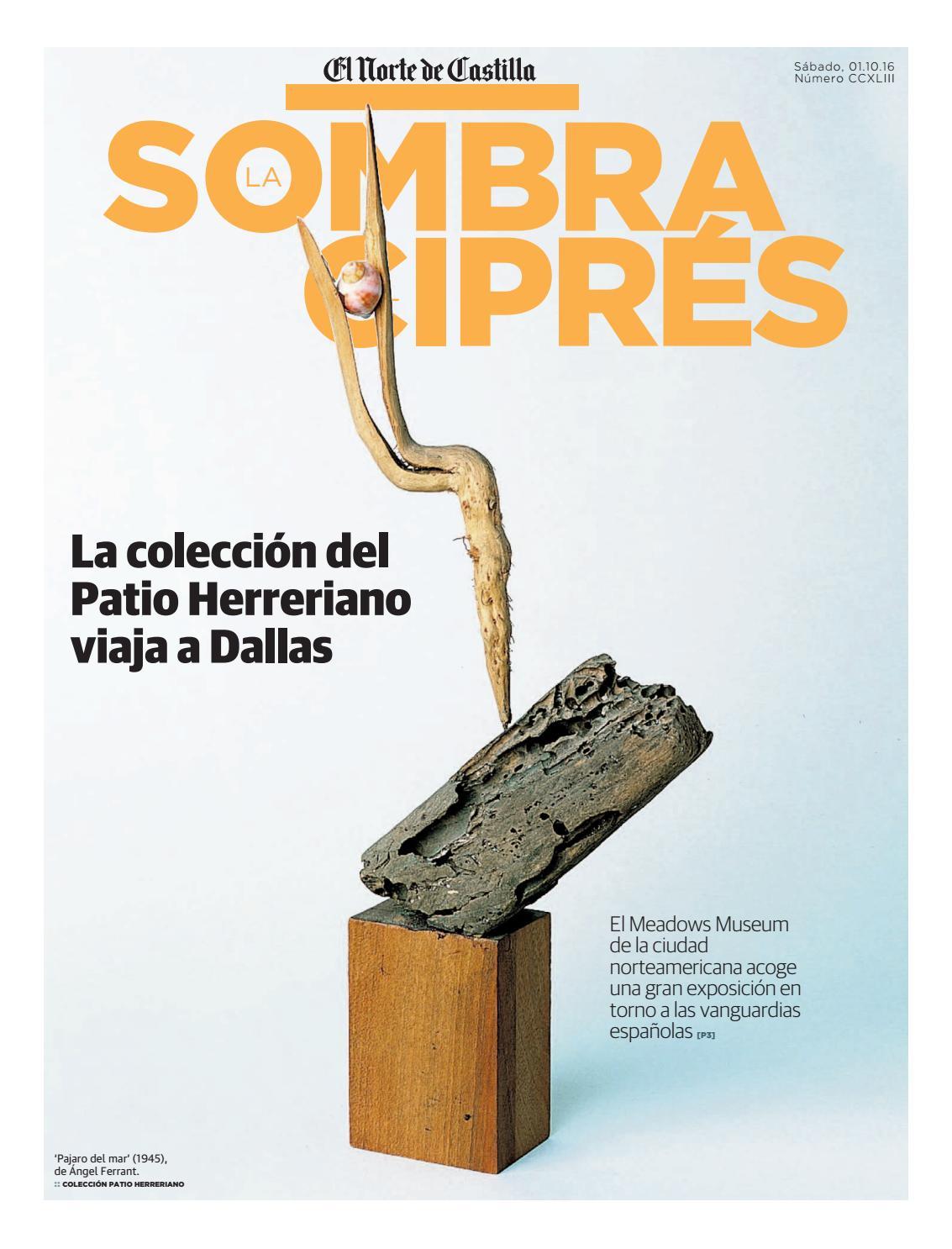 La colección del Patio Herreriano viaja a Dallas by El Norte de ...