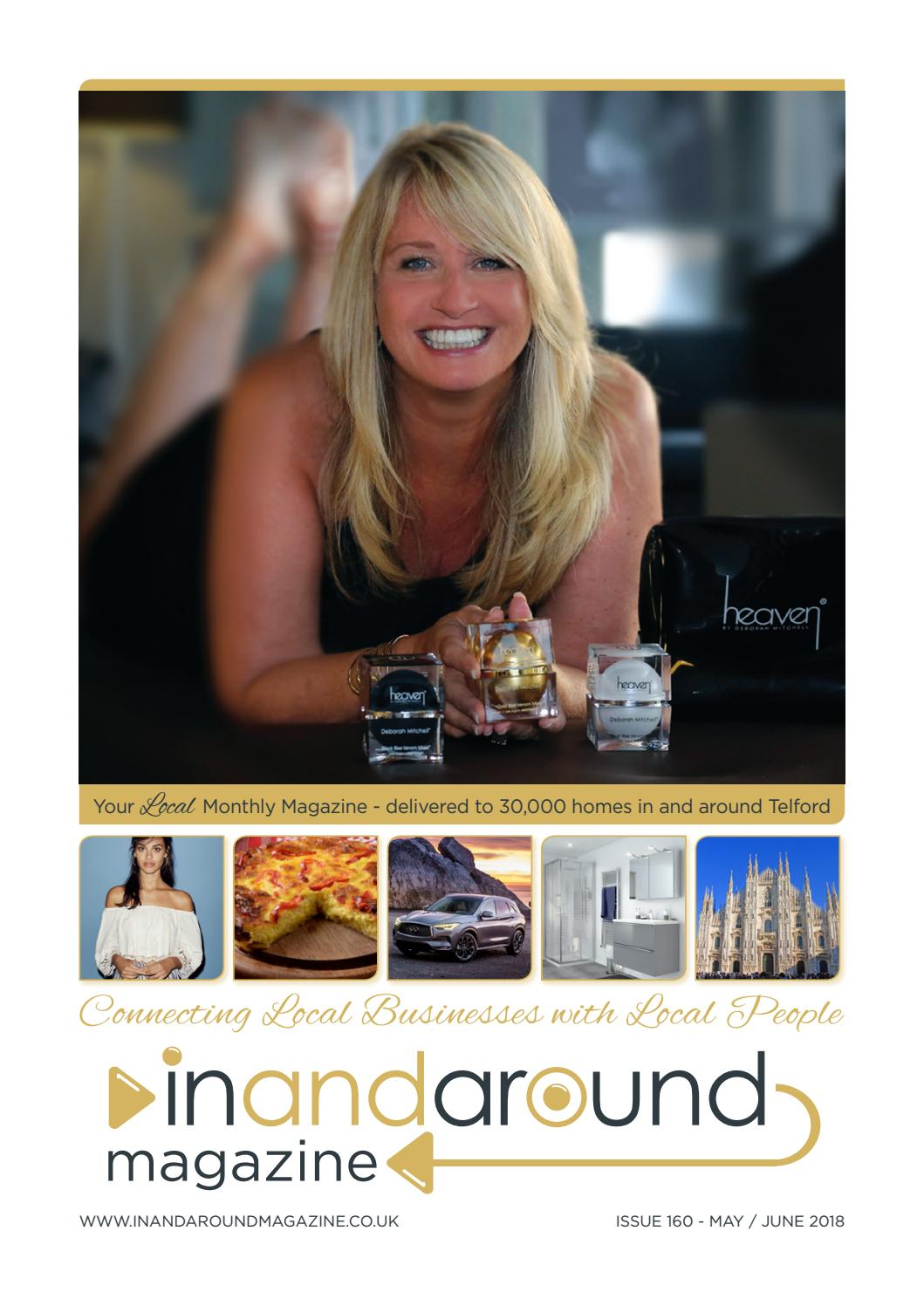 Ia Mag May18 By In And Around Magazine Issuu