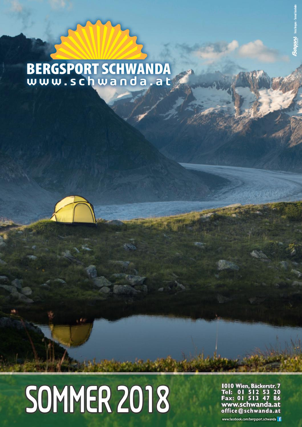 Bergsport Schwanda Sommer 2018 by Bergsport.Schwanda - issuu