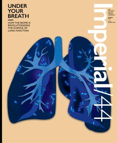 d235c0ce5528 Imperial Issue 44 by Imperial College London - issuu