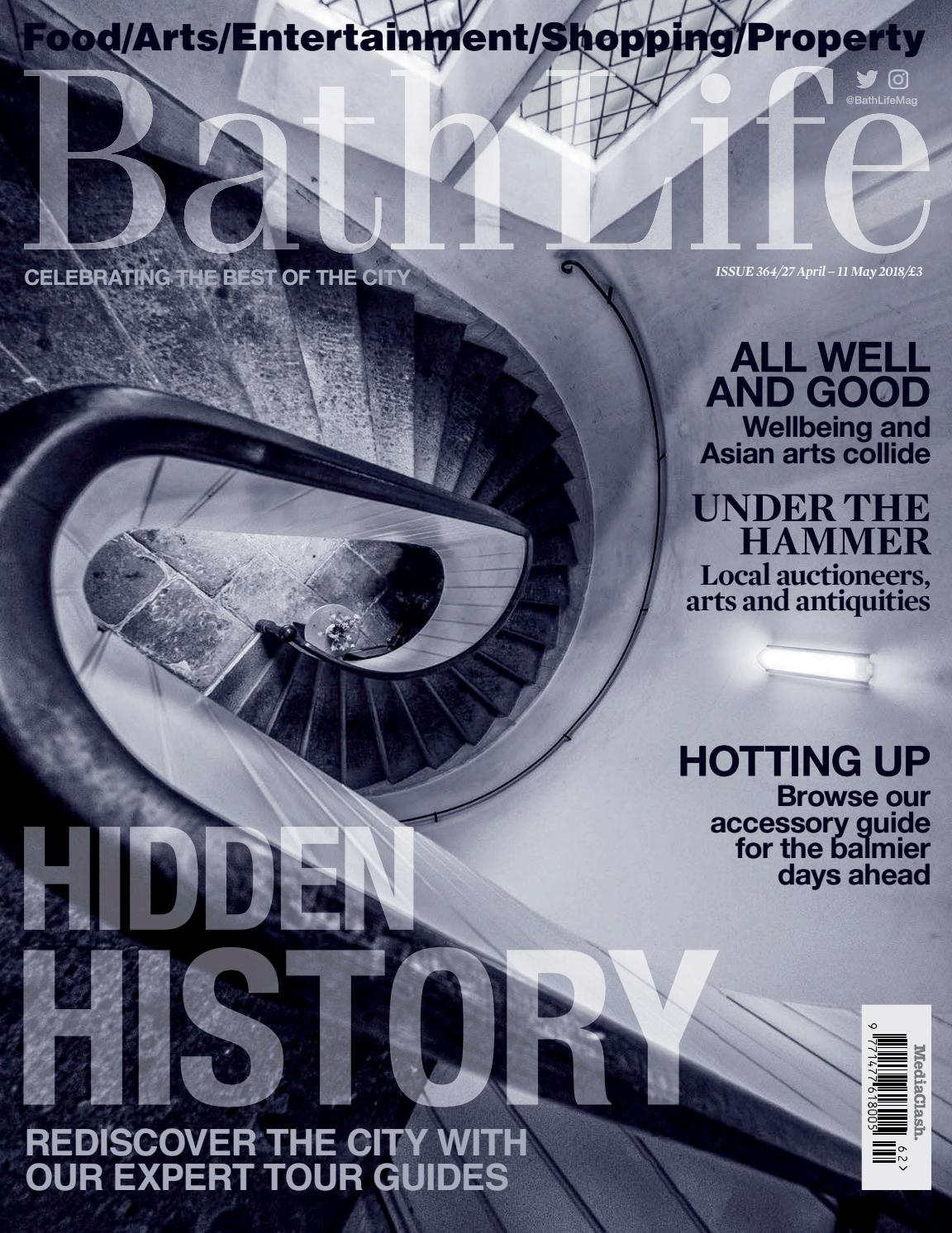 Bath Life Issue 364 By Mediaclash Issuu Simple Clap Operated Stairway Light Switch Circuit Homemade