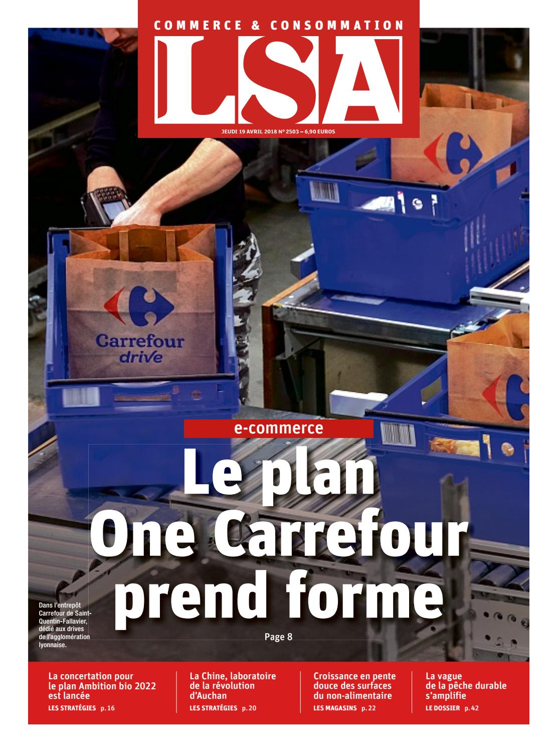 Lsa Dossier Non Alimentaire By Infopro Digital Issuu