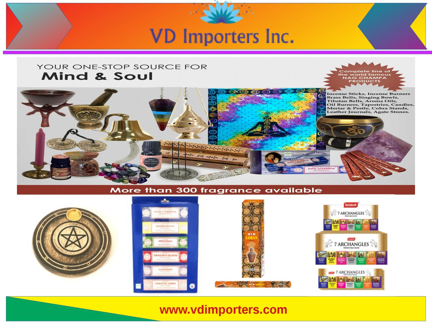 Metaphysical Products Wholesale | Vdimporters com by VD
