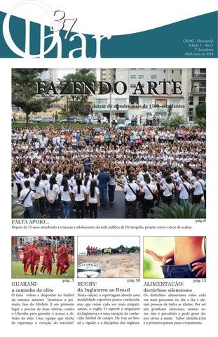 b10027baeba Jornal olhar 37 1ª edição by Daniela Couto - issuu