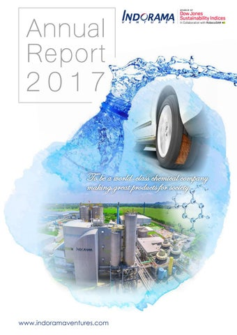Annual Report 2017 by Indoramaventures company - issuu