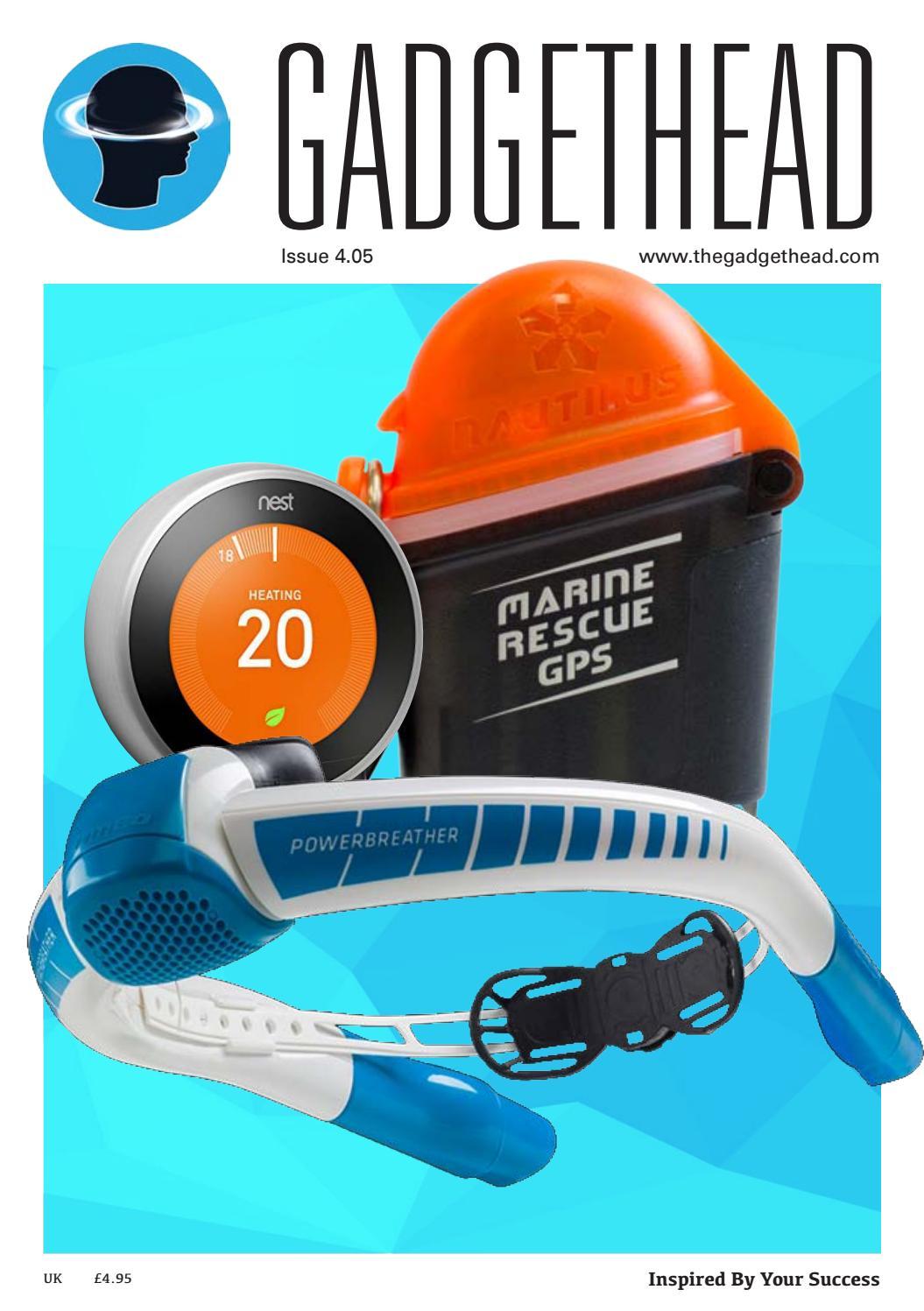 Gadgethead 4 05 By Littlegate Publishing Issuu