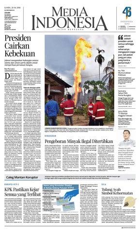 Mediaindonesia 26 04 2018 27042018113457 By Oppah Issuu