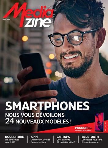 size 40 0d9c8 eda7a Mediazine Belgique Avril 2018 by Mediazine België Belgique - issuu