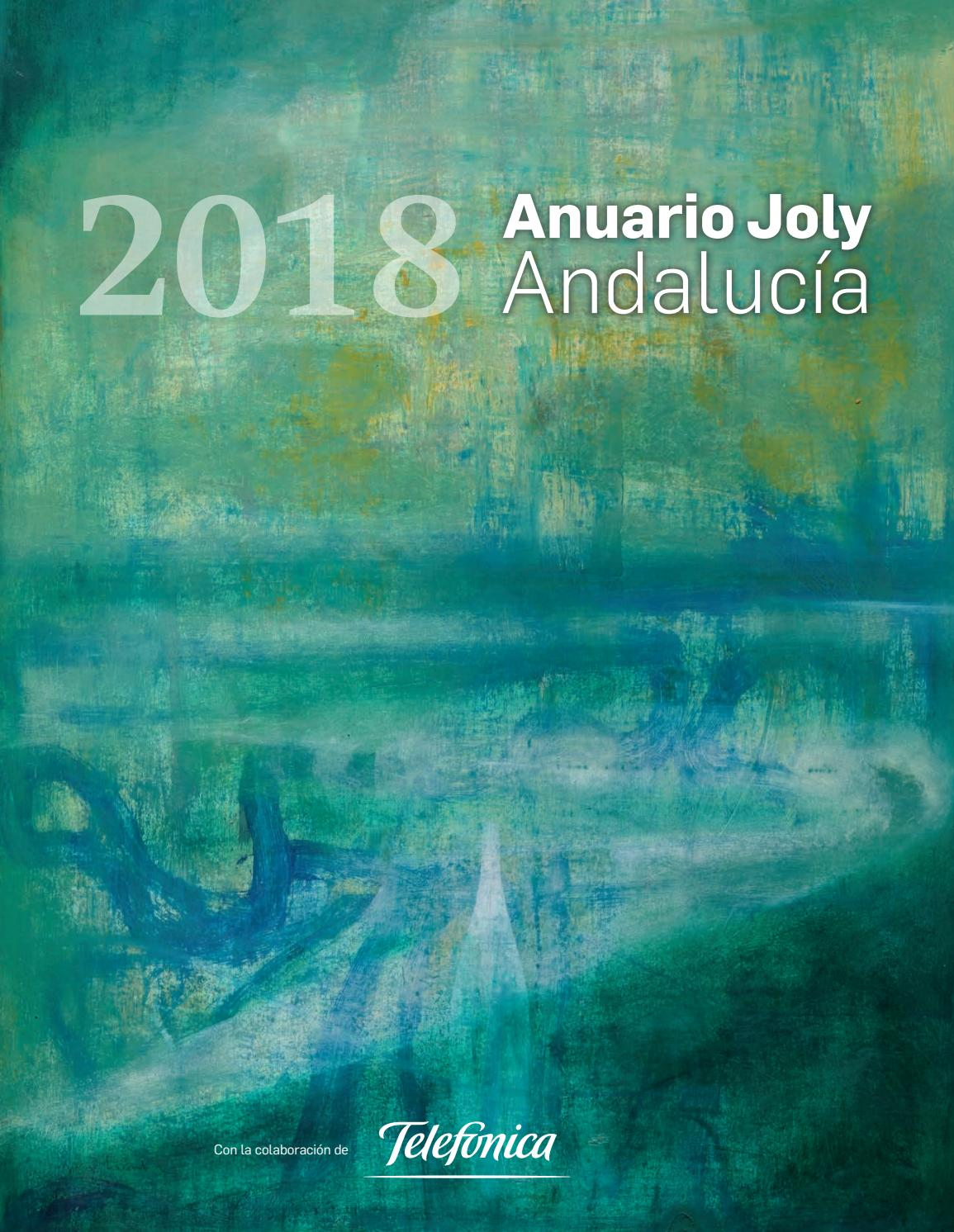 Joly By Anuario Joly digital Issuu 2018 Andalucia fxCqwPSF