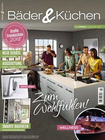 Bäder U0026 Küchen 2018 By Family Home Verlag GmbH   Issuu